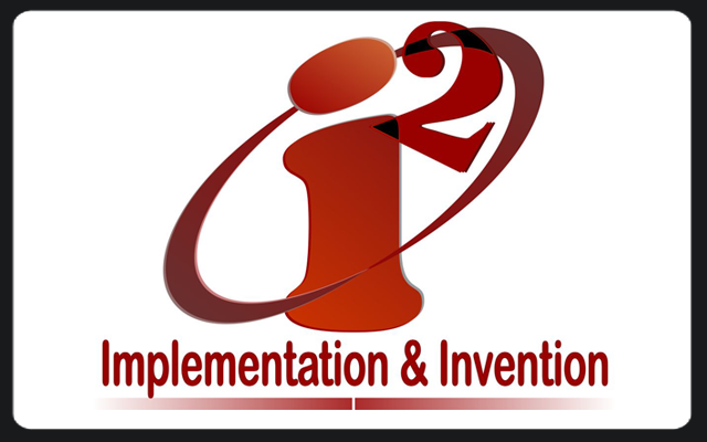 logo for Implementation and Invention